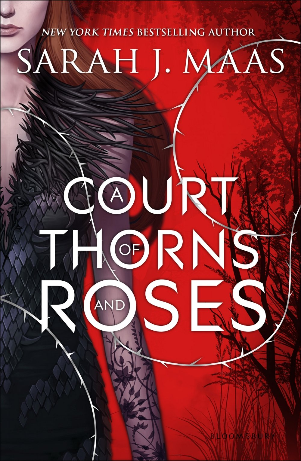 """13   Fantasy   Series: """"A Court of Thorns and Roses"""" by"""